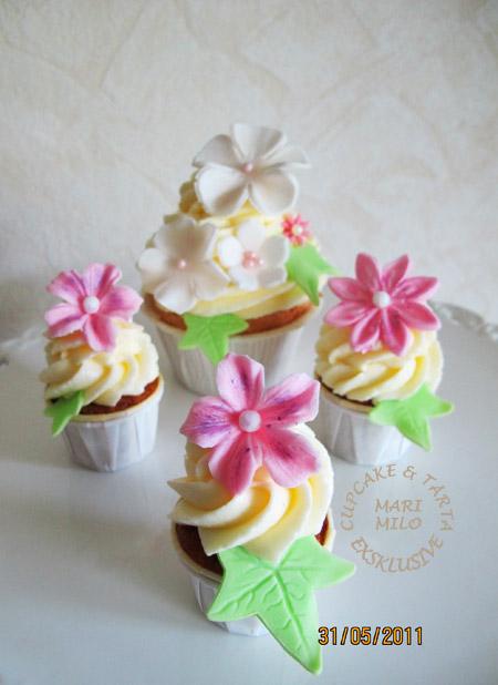 Cupcakes till bröllop eller fest