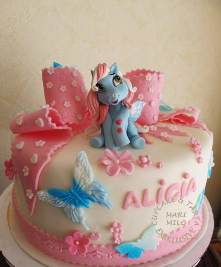 My Litlle Ponny, 25 bitars tårta