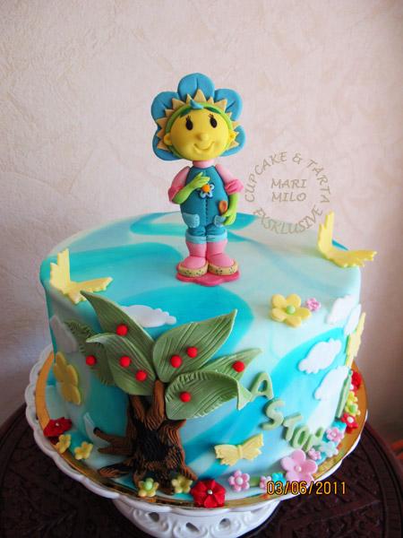 Fifi barntårta
