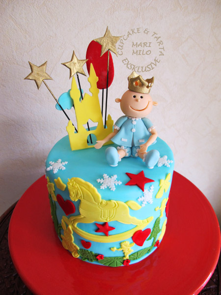 Kungens tårta 1år