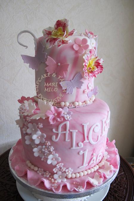 Födelsedag, dop eller bröllopstårta?