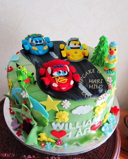 Barn tårta