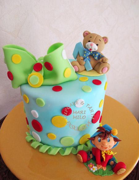 Barnkalas tårta