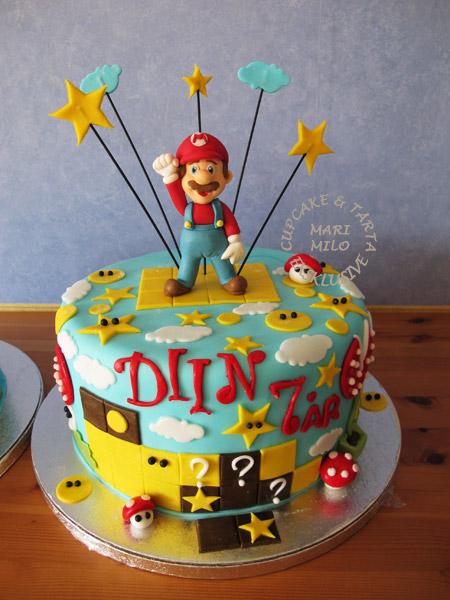 Kalastårta Super Mario Bros
