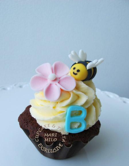 Cupcakes barn - för Bjanka