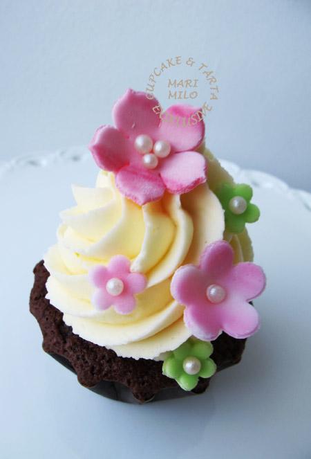 Cupcakes bröllop