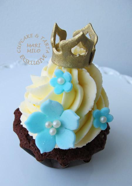Cupcakes - pojkar