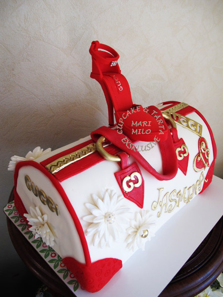 Unik och uppskattad present tårta
