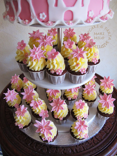 Mini cupcakes till dop