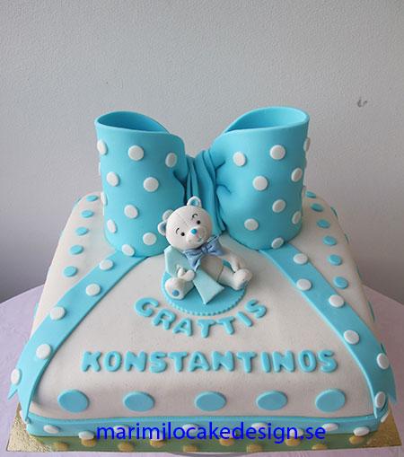 25 bitar prinsesstårta