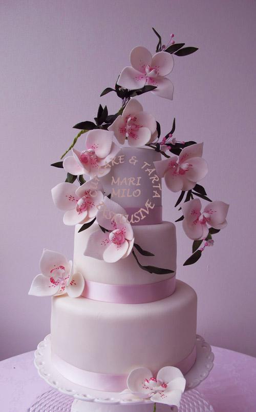 Bröllop och bröllopstårta