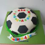 football-tarta