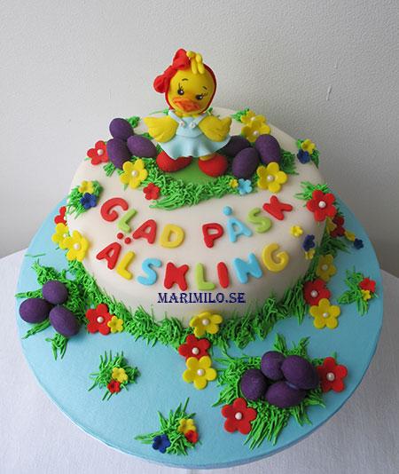 Påsk Tårta