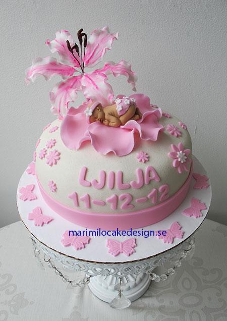 Prinsesstårta 12 bitar namngivning
