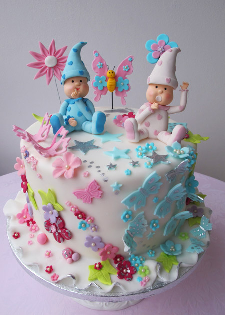 Tvillingtårta