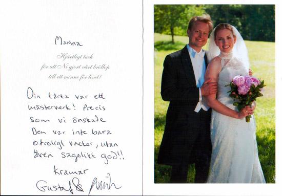 Gustaf och Annika