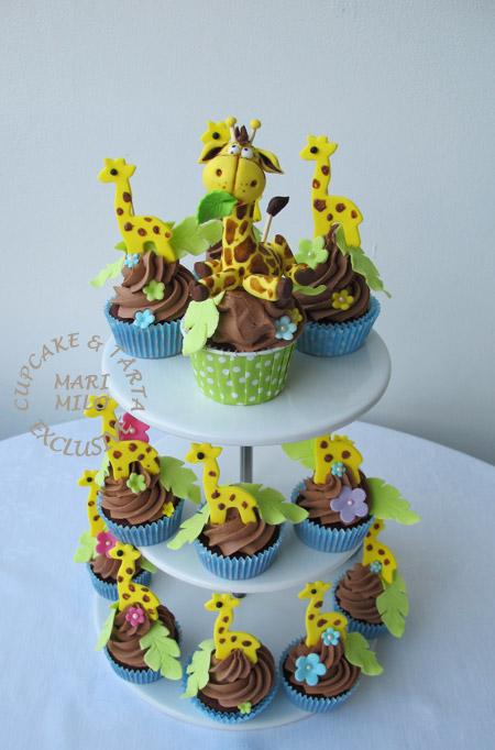 Cupcakes barnkalas