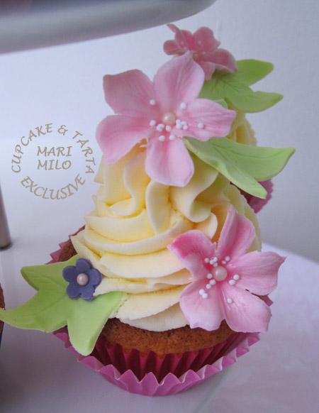 Cupcakes Stockholm Mari Milo