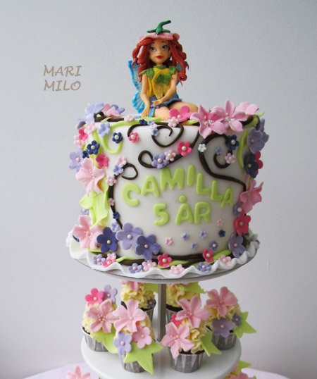 Fairy Cake and Cupcakes