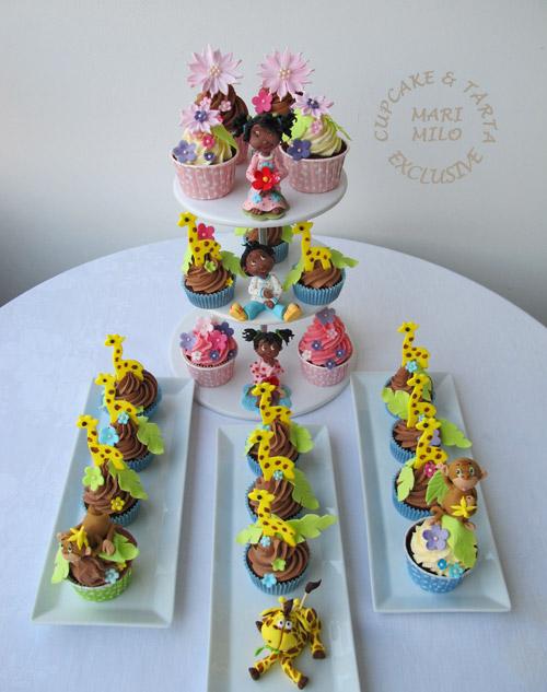 Namngivningsceremoni Cupcakes