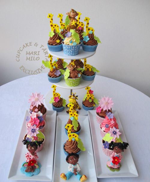 Namngivningsceremoni Stockholm Cupcakes