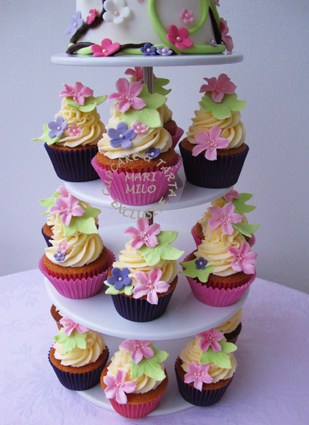 Stockholm cupcakes