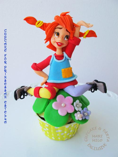Cupcake för Prinsessan Estelle