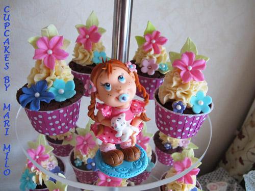 Cupcake dekorationer