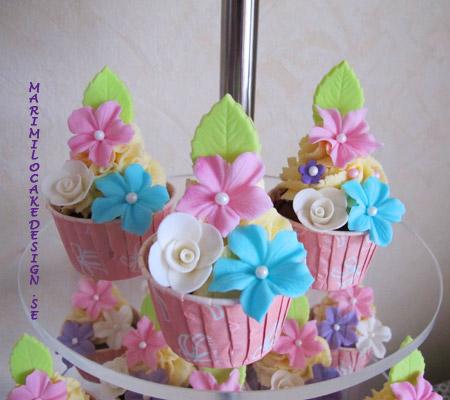 Cupcakes födelsedag