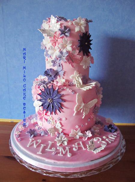 Prinsessan tårta