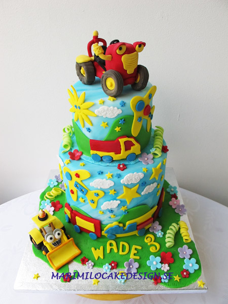 Födelsedagstårta, barnkalas, beställa tårta