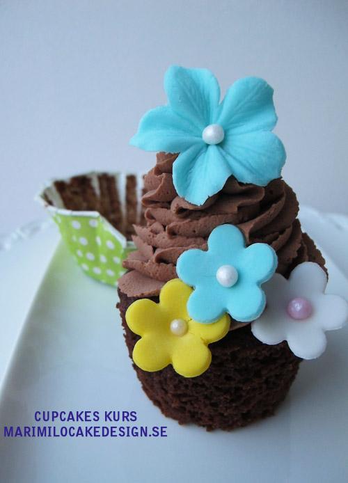 Cupcake kurs, Mari Milo