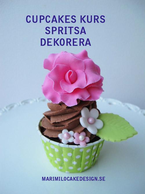 Kurs cupcakes