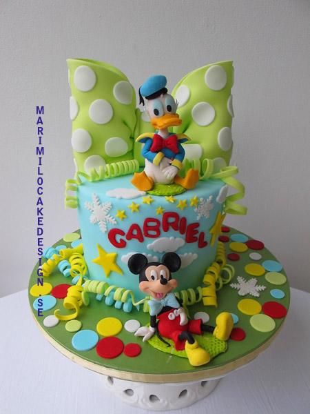 Kurs dekorera tårta sockerpasta