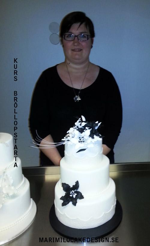 Cake Design Kurs Zurich : Kurs i tartdekorering Mari Milo Cake Design