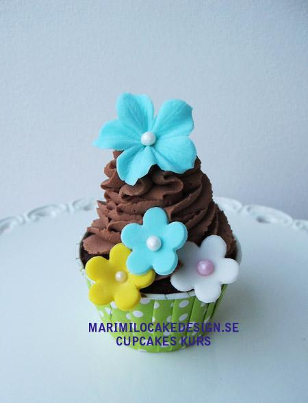 Mari Milo cupcakes kurs
