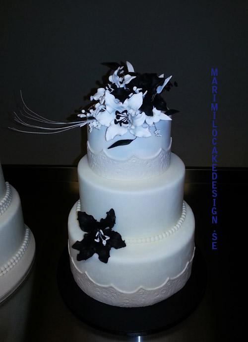 Bröllopstårta-mobil bilder-Ramona