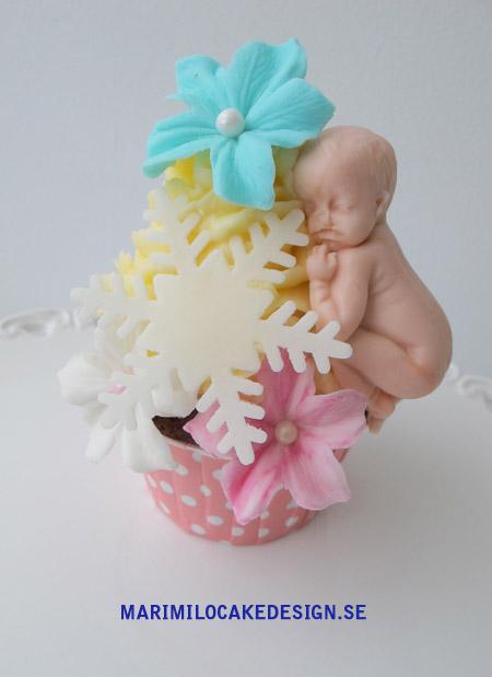Dop cupcake bebis