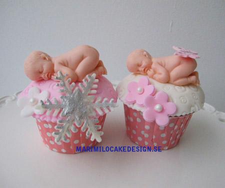 Dop cupcakes
