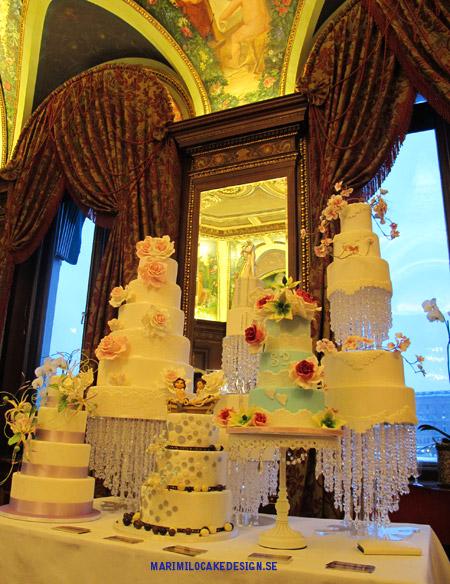 Bröllopstårta- Bröllopstrender