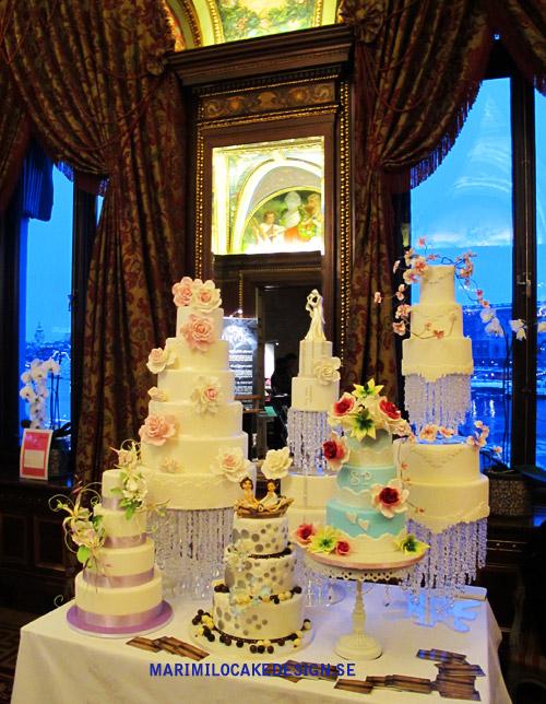 Bröllopstårta, hetaste bröllopstrender