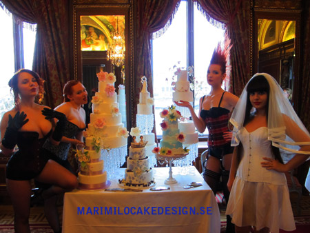 Mari Milo Cake Design