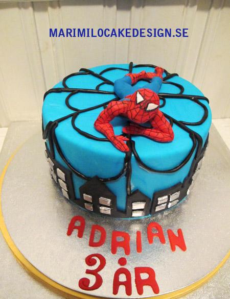 Spindelmannentårta