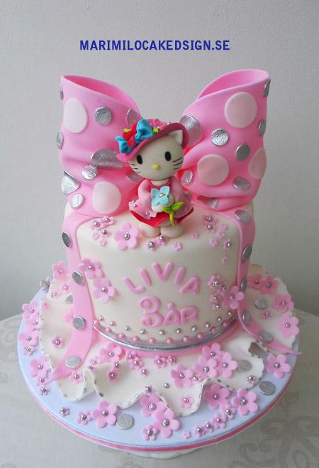 Barn kalas tårta