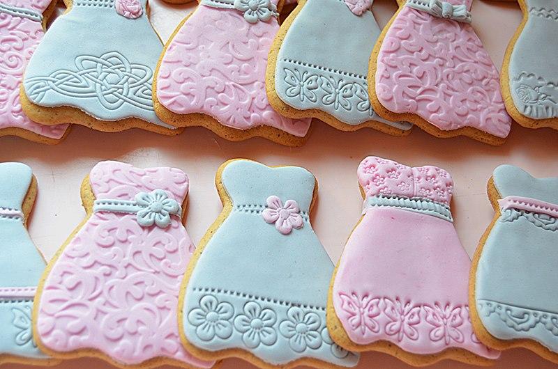 Dekorerade kakor