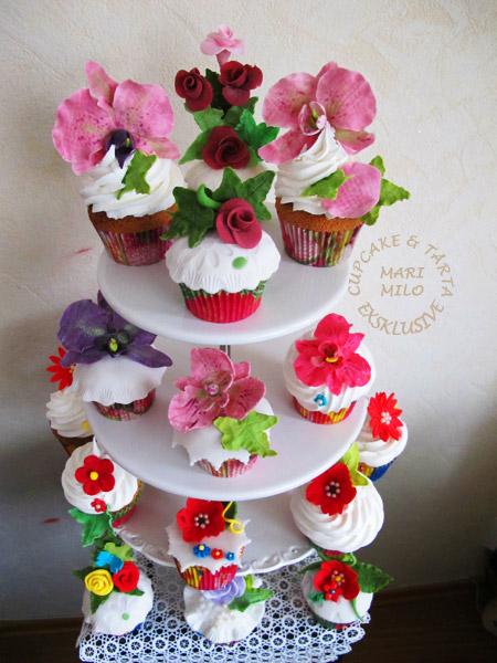 Cake Design Kurs Zurich : Cupcakes kurs + KURS: Att tacka tarta mm Mari Milo Cake ...