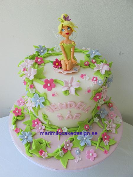 Tingeling tårta 16 bitar
