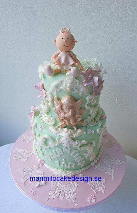 Änglar tårta