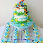 fodelsedagstarta-cupcakes