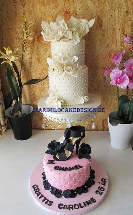 Födelsedagstårtor till vuxna